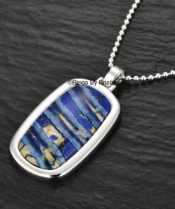 Fossil Mammoth Tooth Classic Dog Tag